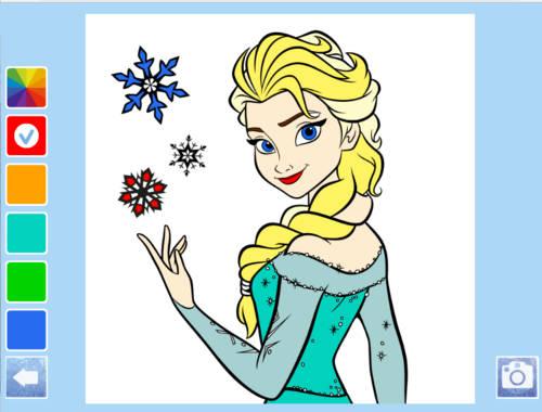Elsa Mandala - kostenlos online spielen | SpielAffe