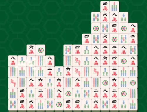 vergessene inseln mahjong