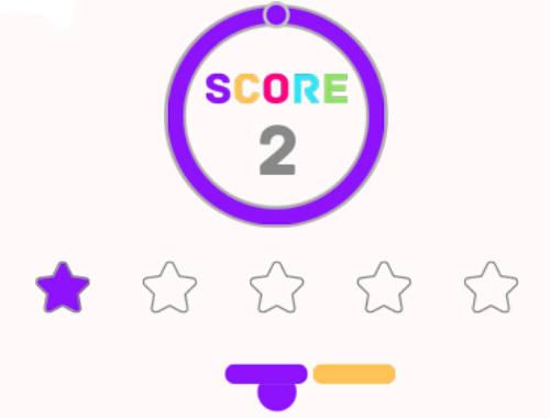 Color Bounce - kostenlos online spielen | SpielAffe