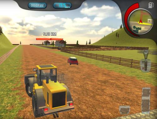 truck simulator game play online for free kibagames. Black Bedroom Furniture Sets. Home Design Ideas