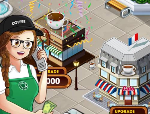 Café Panic - kostenlos online spielen | SpielAffe