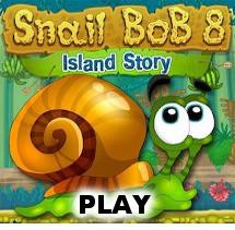 Snail Bob 8