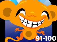 Monkey Happy Stages 91-100