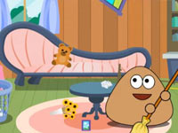 Pou Clean Room