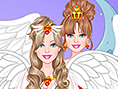 Angel Bride Dress Up