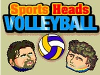 Sports Heads: Volleyball