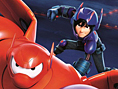 Big Hero 6 Hidden Numbers