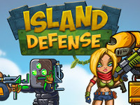 Insel Tower Defense