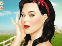 Katy Perry schminken