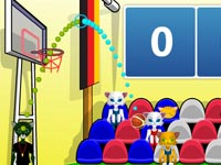 Tierisches Basketball