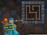 Mr Bob Gem Collector Game Play Online For Free KibaGames - Spielaffe minecraft pocket edition