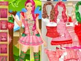 Sweet Strawberry Dressup