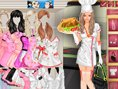 Pink Chef DressUp