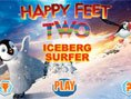 Happy Feet2 Ice Surfer