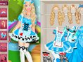 Cute Doll in Wonderland