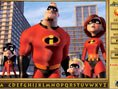Incredibles Alphabet