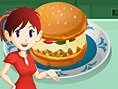 Saras Pizza Burger