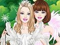 White Swan Bride Dress Up