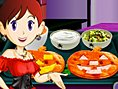 Saras Halloween- Tortillas