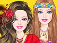 Gipsy Princess Dress Up
