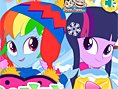 Pony Girls Wintermode