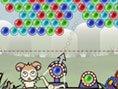 Die Hamster sind los! Bubble Hamsters ist ein bunter Bubble Shooter für die ganze Familie. Verb