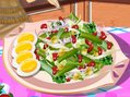 Saras Green Bean Salad