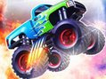 Racing Monster Trucks - lasse den Motor heulen! Racing Monster Trucks ist ein cooles Rennspiel, in d