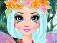 Spring Princess Makeup