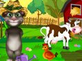 Talking Tom: Bauer - baue leckeren Mais an! Talking Tom: Bauer ist ein lustiges Kinderspiel, in dem