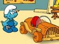 The Smurf Handys Car