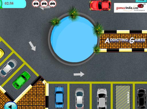 Arabanı Park Et Oyunu Online ücretsiz Oyna Kraloyun