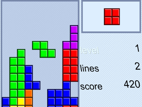 Online Tetris Spielen
