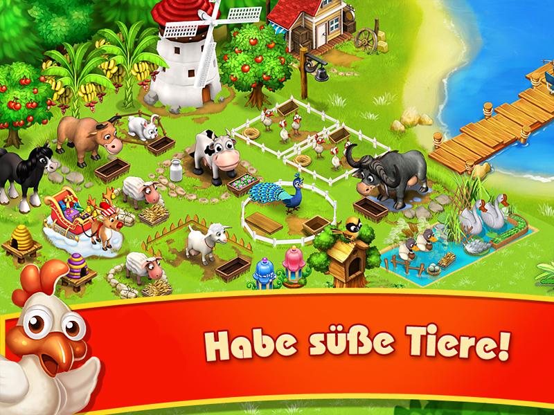 Dorfleben Kostenlos Online Spielen Spielaffe