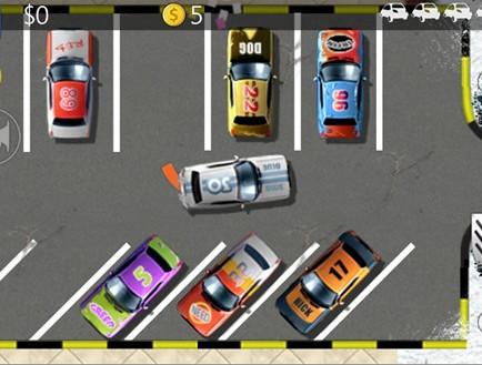 Araba Park Ustası Oyunu Online ücretsiz Oyna Kraloyun