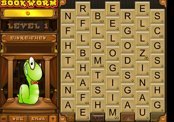 bookworm play free online games on games com