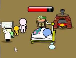 Garip Hasta Oyunu Online ücretsiz Oyna Kraloyun