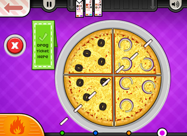 Papa's Pizzeria Game - Play online for free   KibaGames