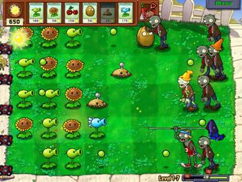 Plants Vs Zombies Kostenlos Online Spielen