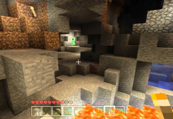MineCaves Kostenlos Online Spielen SpielAffe - Minecraft leben jetzt spielen