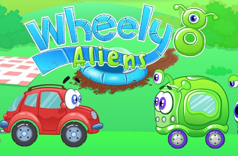 Wheely 8: Aliens