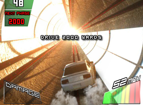 Araba Tünelde Oyunu Online ücretsiz Oyna Kraloyun