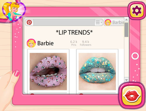 Lip Art Blog Post Game Play Online For Free Kibagames