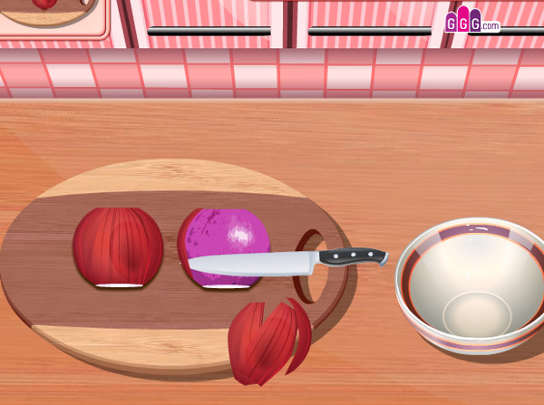 Sara\'s Risotto Game - Play online for free | KibaGames