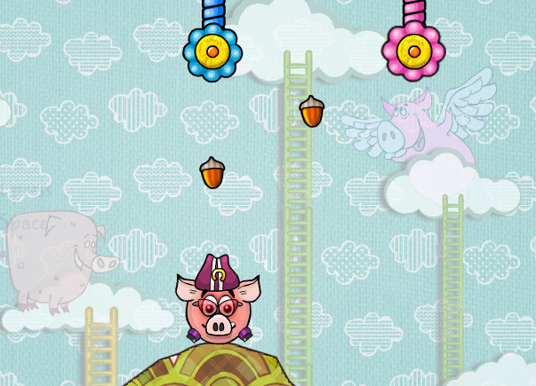 Schweinchen Verbinden
