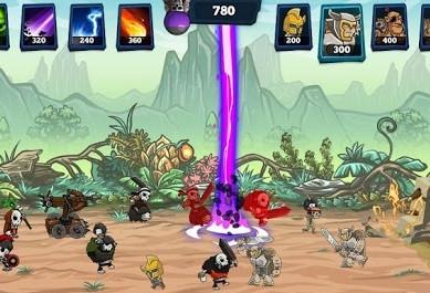 Monster Horden Kostenlos Online Spielen SpielAffe - Jetzt spielen minecraft tower defense