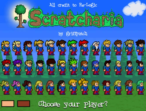 Scratcharia Game - Play online for free | KibaGames