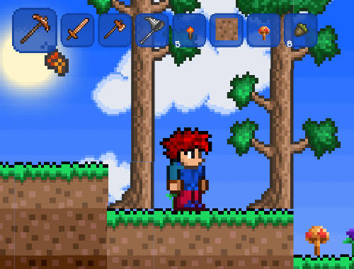 Scratcharia Kostenlos Online Spielen SpielAffe - Minecraft terraria spielen