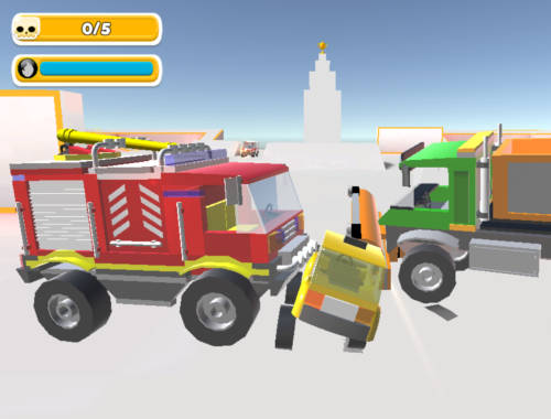 Oyuncak Araba Simulatörü Oyunu Online ücretsiz Oyna Kraloyun