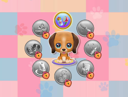 Cute Puppy Care Game - Play online for free | KibaGames